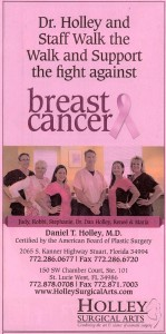 holley-surgical-arts-breast-cancer-walk